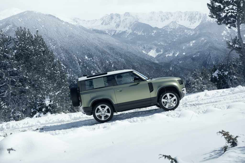4 mete cool per sciare e i must have dell'auto perfetta per raggiungere le vette