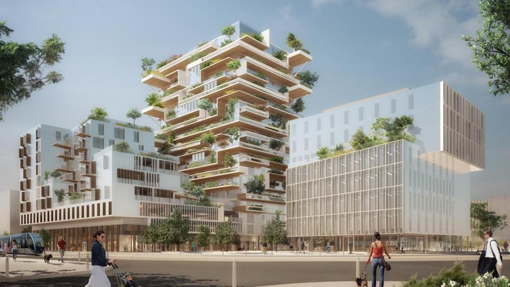 A Bordeaux arriva Hyperion il primo grattacielo di legno