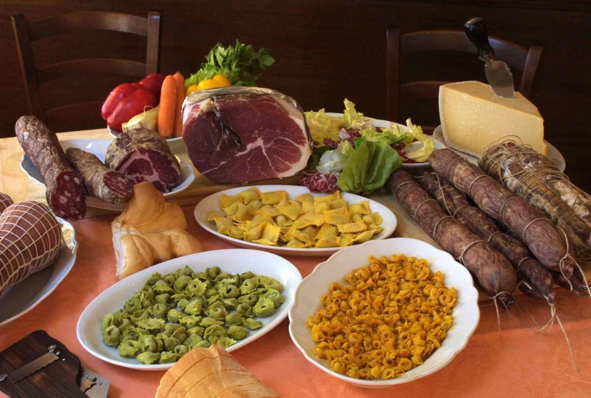 A capodanno vincono piatti locali e menù casalinghi
