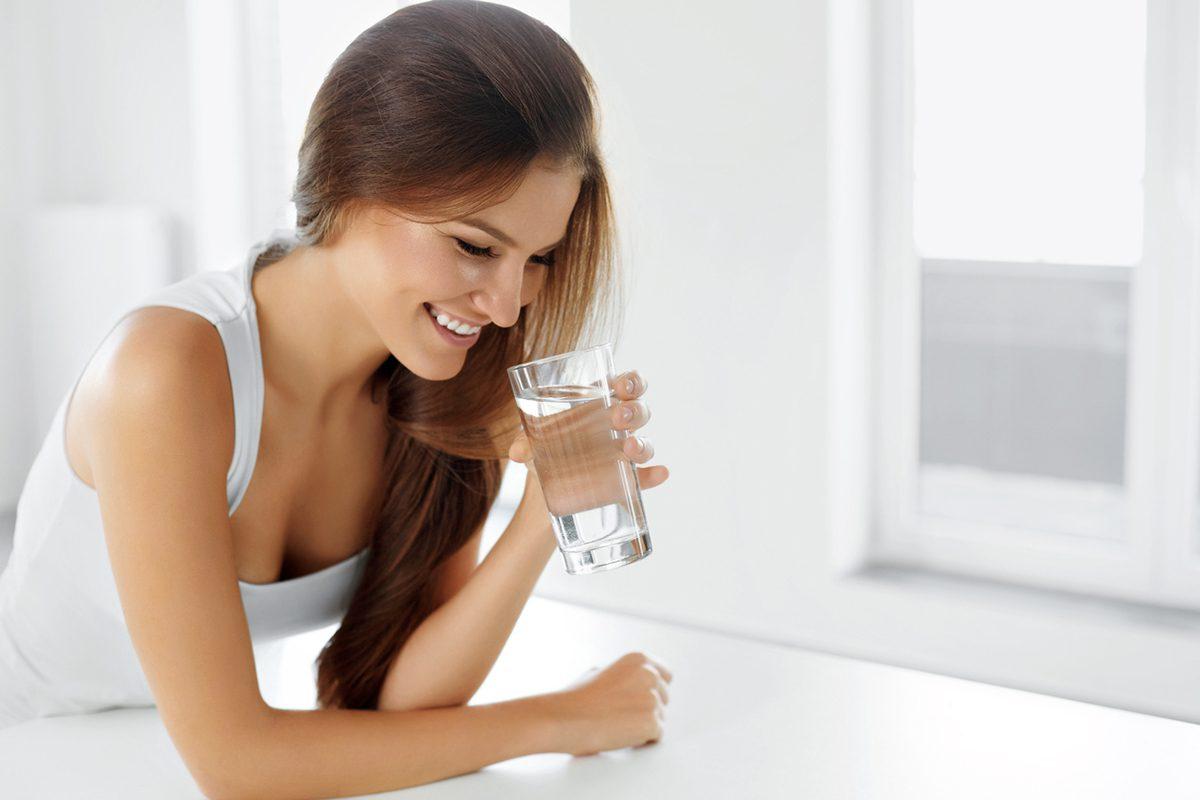 Acqua e bellezza: il segreto delle donne