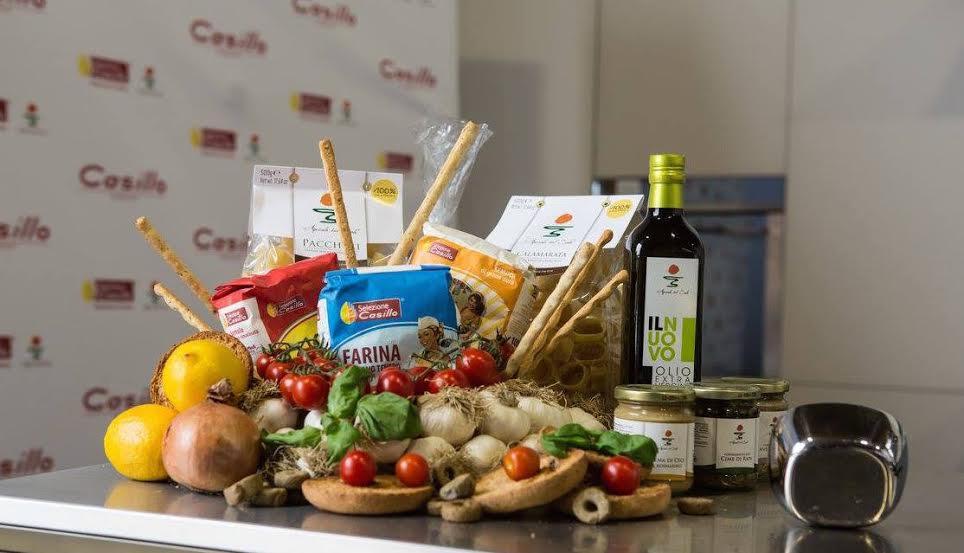 Ad Expo la buona cucina irpinia con Antonio Pisaniello