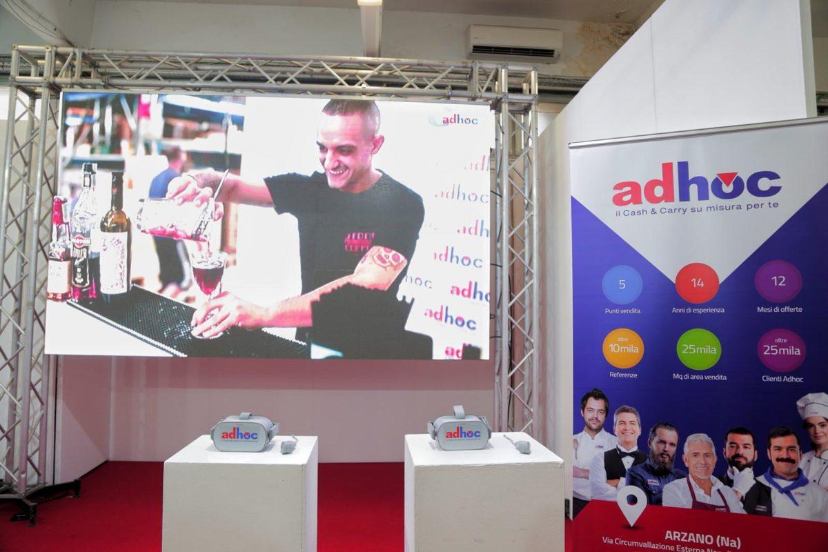 Adhoc partecipa a Tutto Pizza 2019