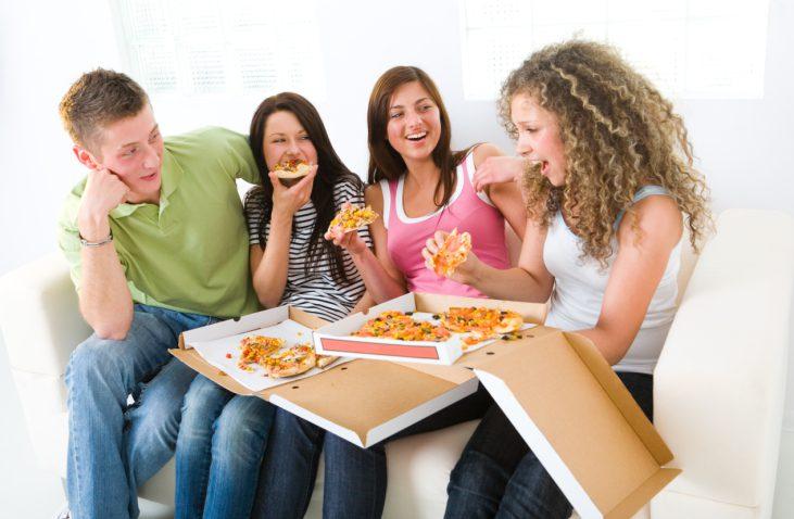 Adolescenti e cibo: un rapporto controverso