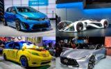 Al Los Angeles Auto Show si ripensa l'auto