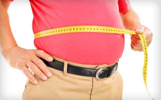 Al sud il 10% di grassi in più che al nord