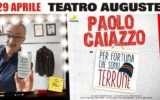 Al Teatro Augusteo il nuovo spettacolo di Paolo Caiazzo