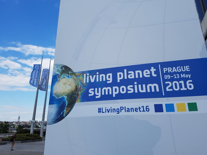 Al via il Living Planet Symposium