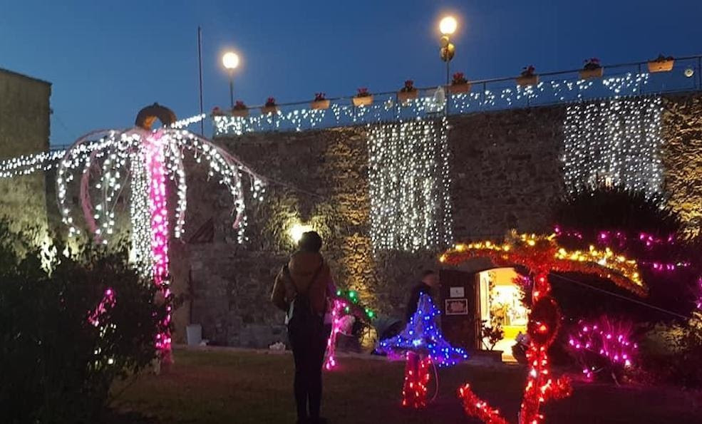"""Al via il """"Natale delle Meraviglie"""" ad Agropoli"""