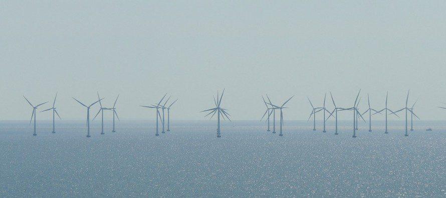 Al via in Scozia il più grande parco eolico galleggiante