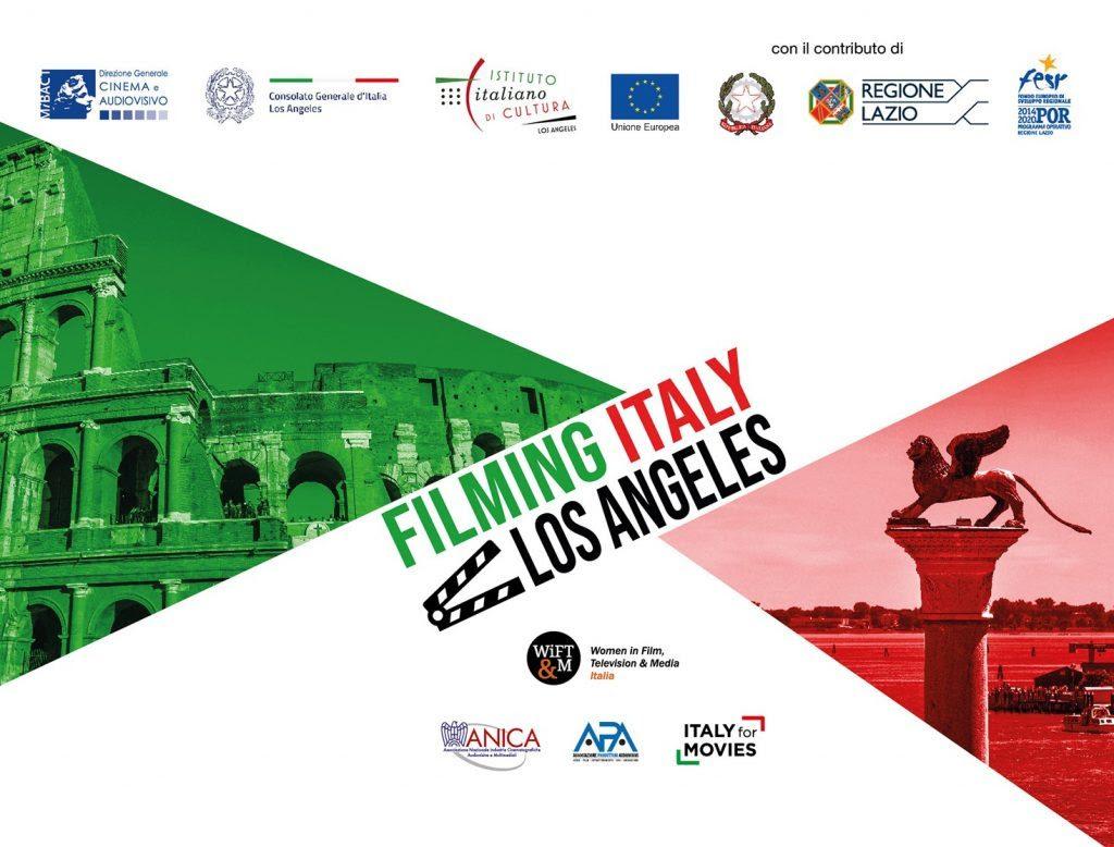 Al via la quinta edizione di Filming Italy – Los Angeles