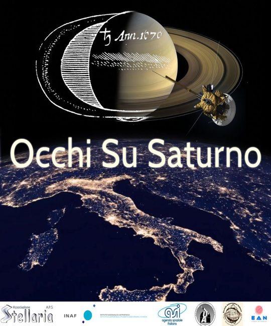"""Al via """"Occhi su Saturno"""""""