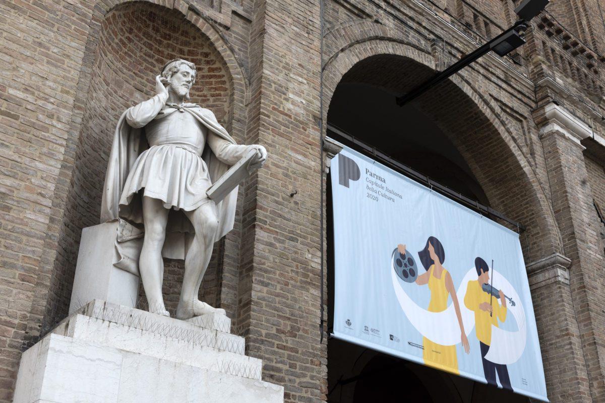 Al via Parma Capitale Italiana della Cultura 2020