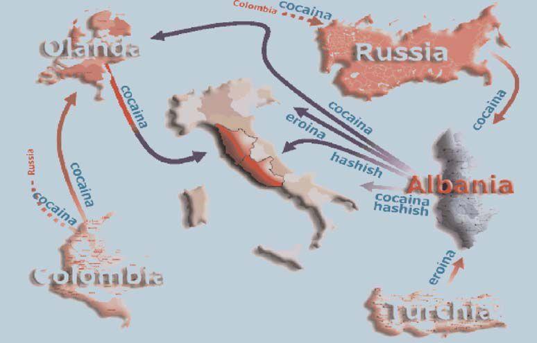 """ALBANIA-ITALIA: UN LEGAME  """"STUPEFACENTE """""""