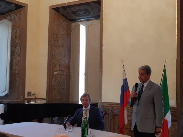 Aleksej Puškov: Russia ed Europa