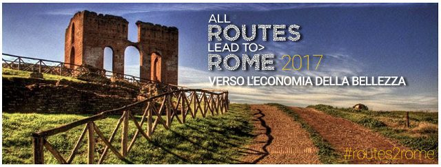 All routs lead to Rome