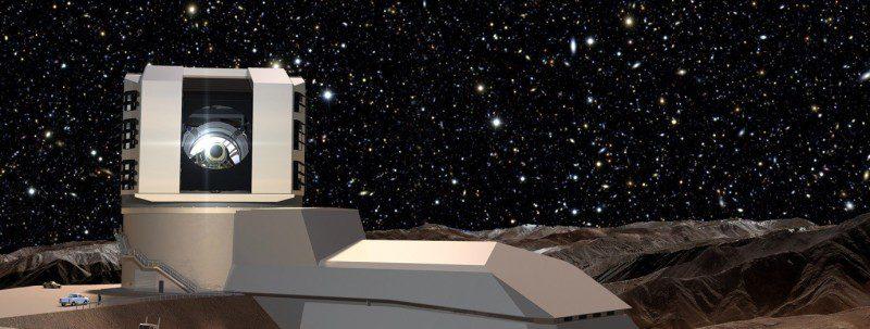 Alla scoperta dell'universo oscuro