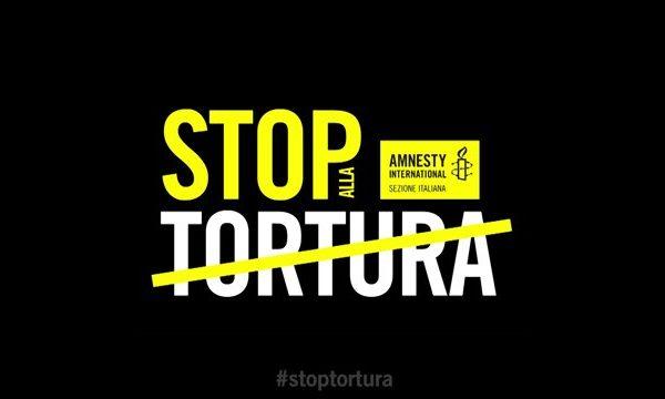 AMNESTY E  LA TORTURA IN ITALIA