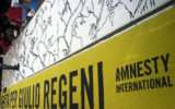 Amnesty International: Verità per Giulio Regeni