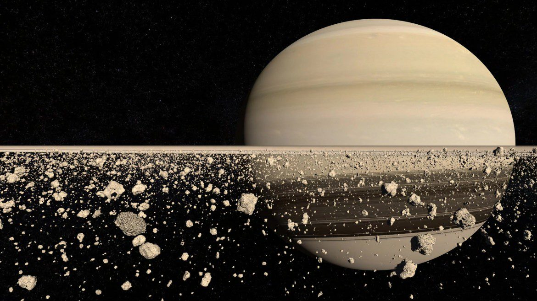 Anelli di Saturno: le ultime scoperte