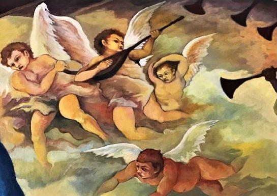 Angeli a Calatageron