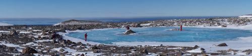 Antartide: come le brine aiutano a capire Marte