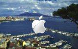 Apple sceglie Napoli: espressioni di orgoglio