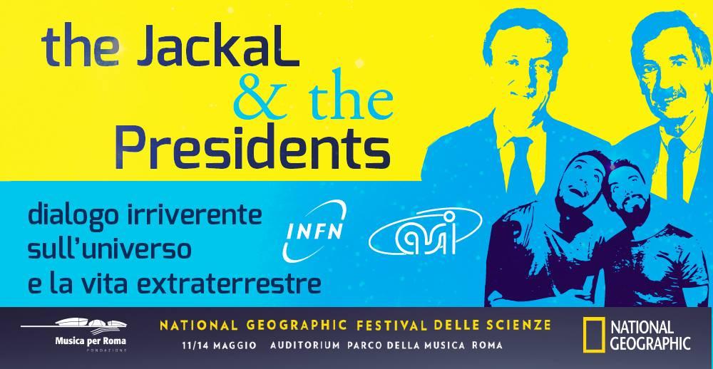 Apre il Festival delle Scienze di Roma