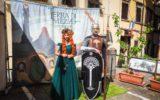 Arezzo e la magia del Chimera Comix
