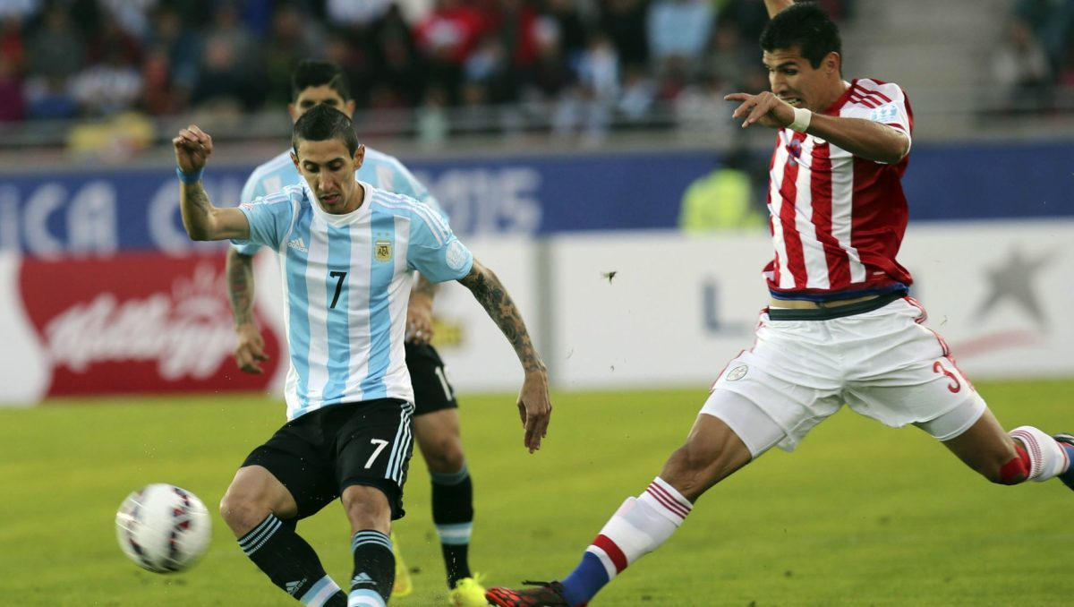 Argentina in finale!