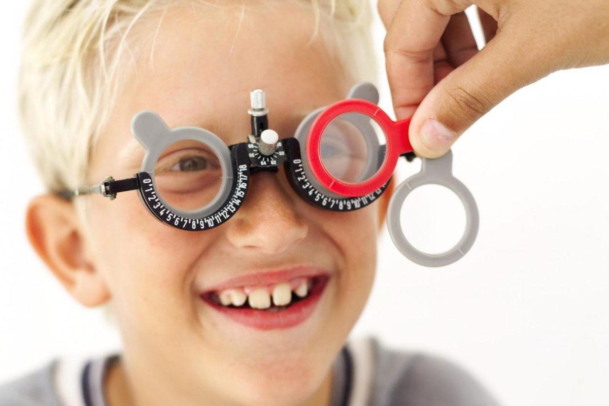 Aria aperta contro la miopia