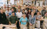 Arredo sostenibile: il nuovo progetto del Building Crafts College