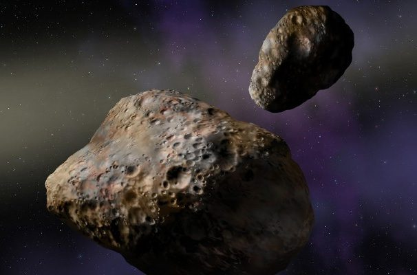 Asteroide doppio cercasi