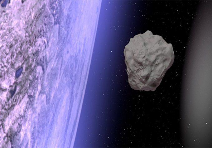 Asteroide sorvegliato speciale