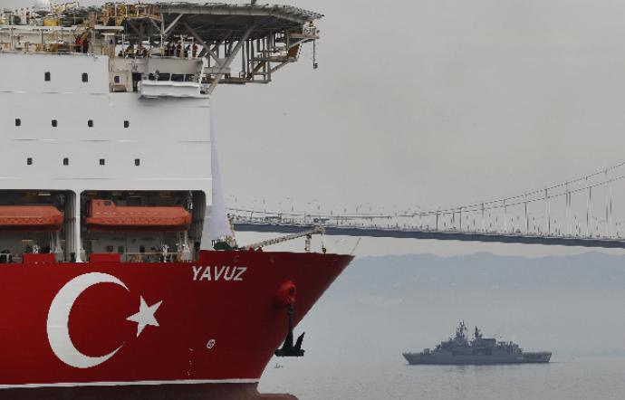 Attività di trivellazione della Turchia nel Mediterraneo orientale: l'UE adotta conclusioni
