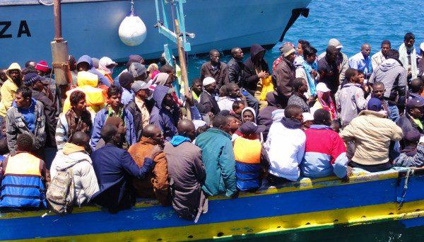 Aumento dei rifugiati