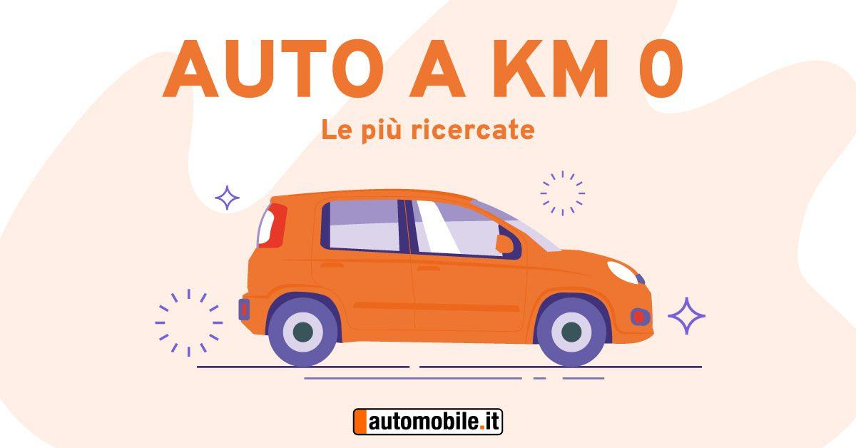 Auto a km 0: quanto convengono?