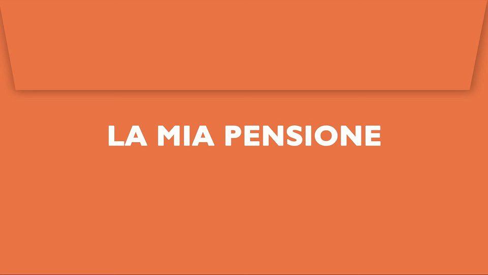 Avrò una pensione? Come sarà?