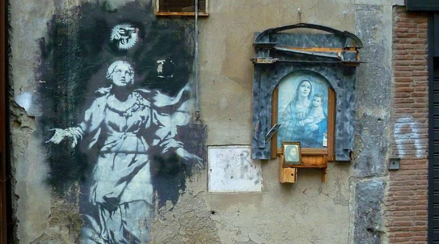 Banksy e la (Post) street art