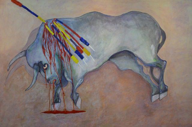 """Bari: inaugurata la Mostra d'arte """"Artin Progress"""""""