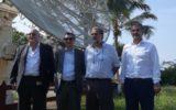 Base ASI in Kenya: la visita dell'Ambasciatore italiano