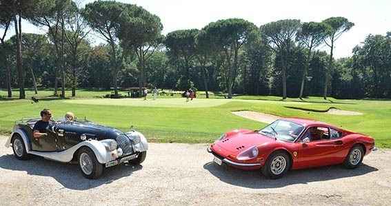 BMW Golf & Classic Car