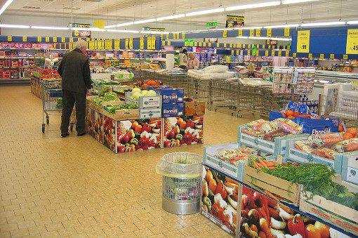 Boom alimentare da discount