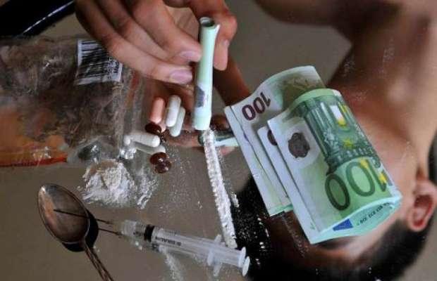 Boom di eroina tra i giovani