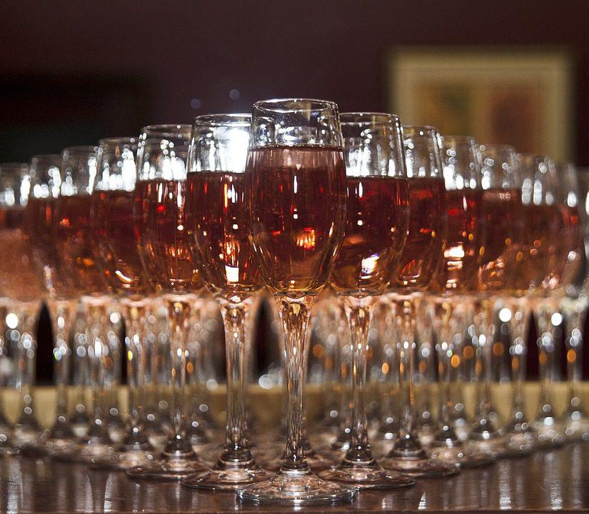 Boom per il vino rosato