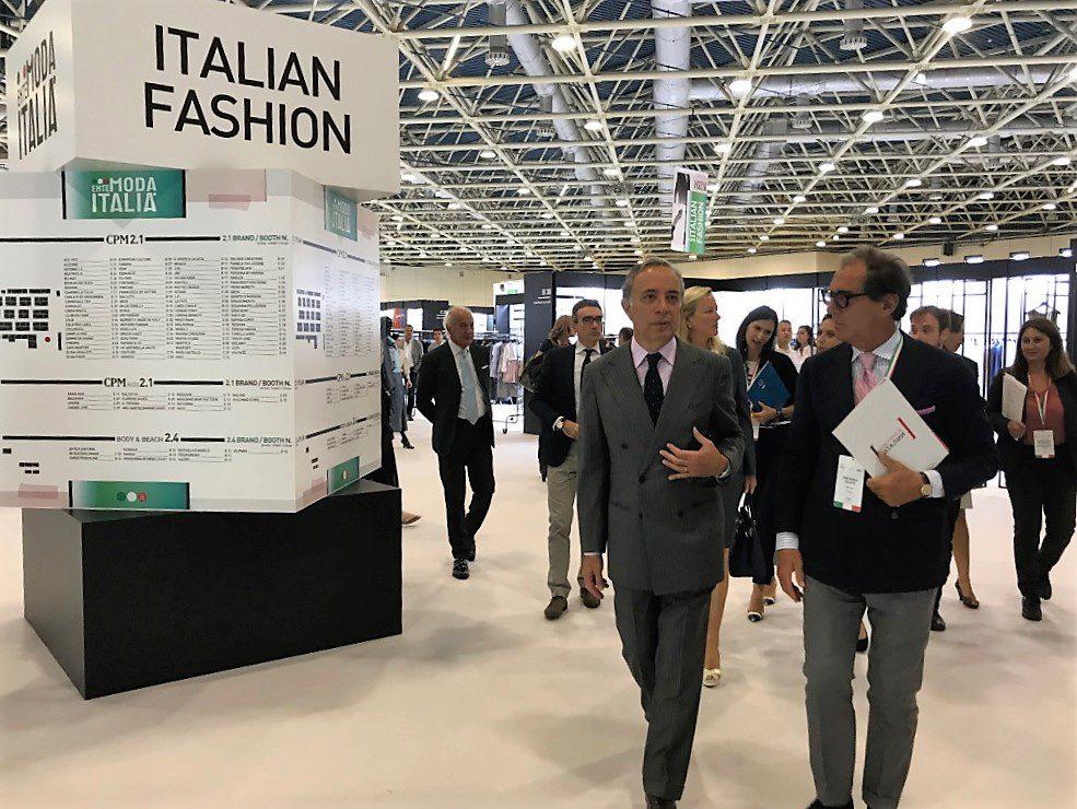 Brand italiani alla CPM Moscow 2018