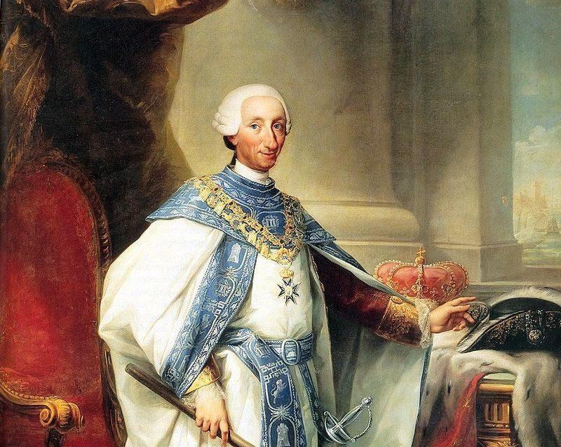 Buon Compleanno Carlo III di Borbone!