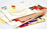 Buste da lettera: scrigni per dolci pensieri