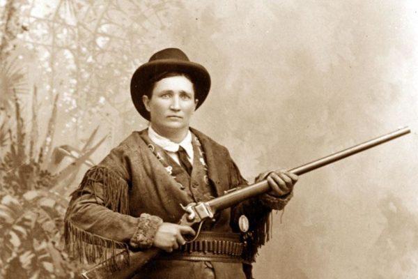 Calamity Jane: il primo pistolero donna del vecchio west