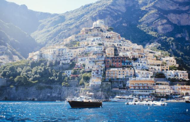 """Campania: i dati delle """"vie del mare"""""""