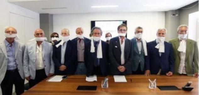 Campania: il j'accuse dei medici imbavagliati